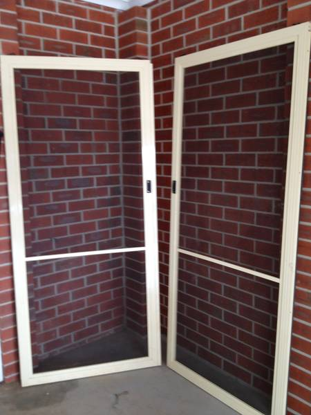 Flyscreen Doors also called Flydoors are perfect when all you want is to keep bugs and insects out. & Flyscreen Doors « M\u0026D Flyscreens